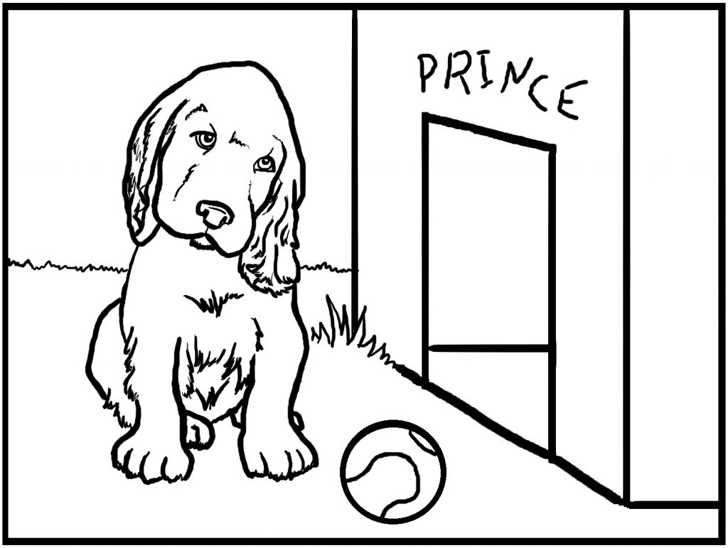 dog pictures to color free free printable dog coloring pages for kids to pictures dog free color