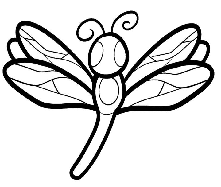 dragonfly colouring page dragonfly coloring pages getcoloringpagescom dragonfly page colouring