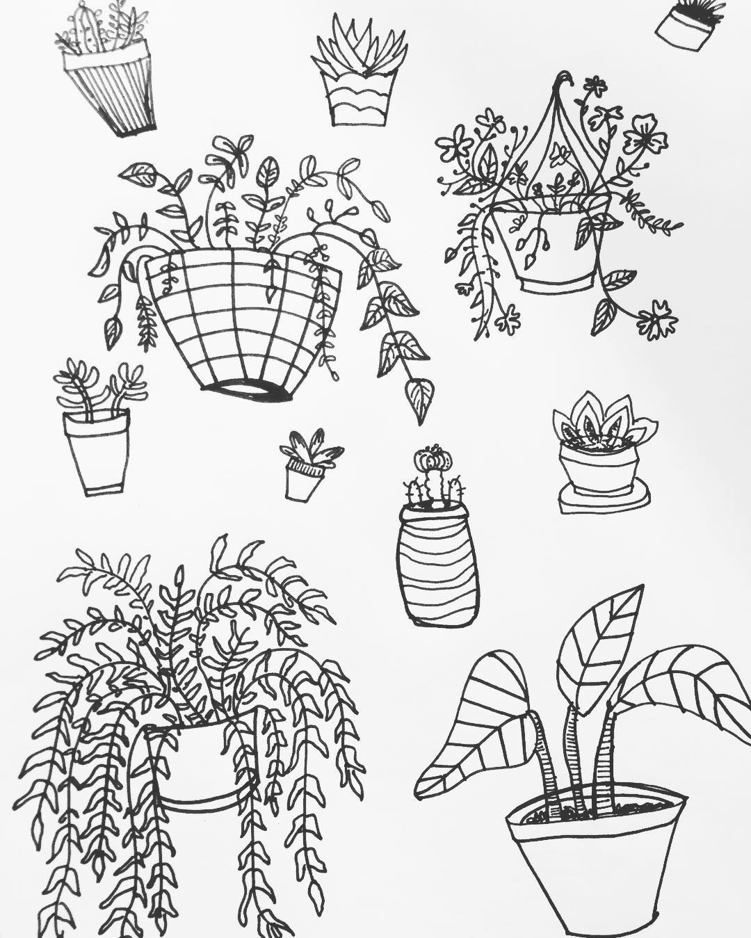 easy plants to draw 30 fun and easy things to draw listovative plants draw to easy