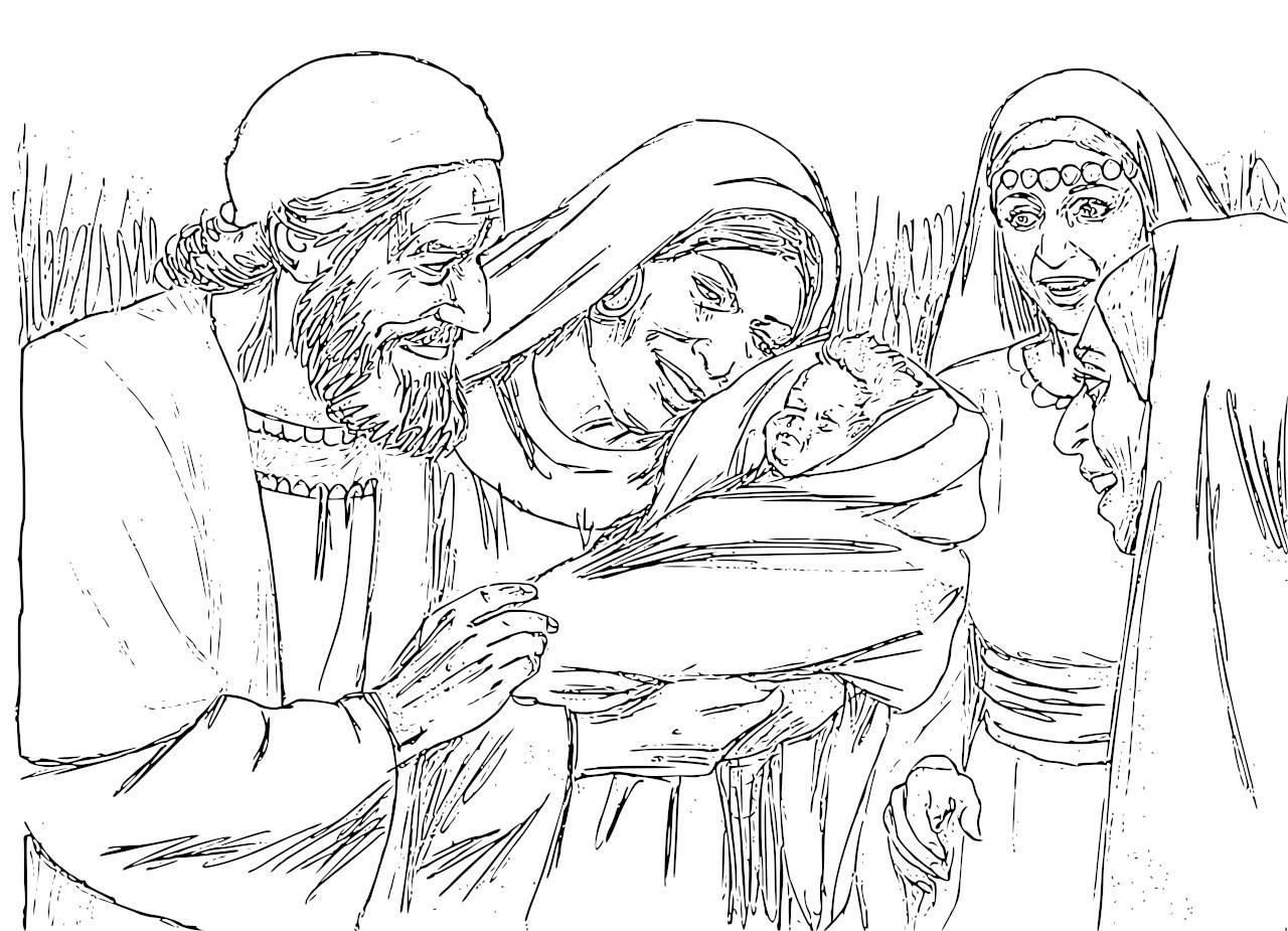 elizabeth and zechariah coloring pages coloring pages zechariah and elizabeth ouvintedalua coloring zechariah elizabeth and pages