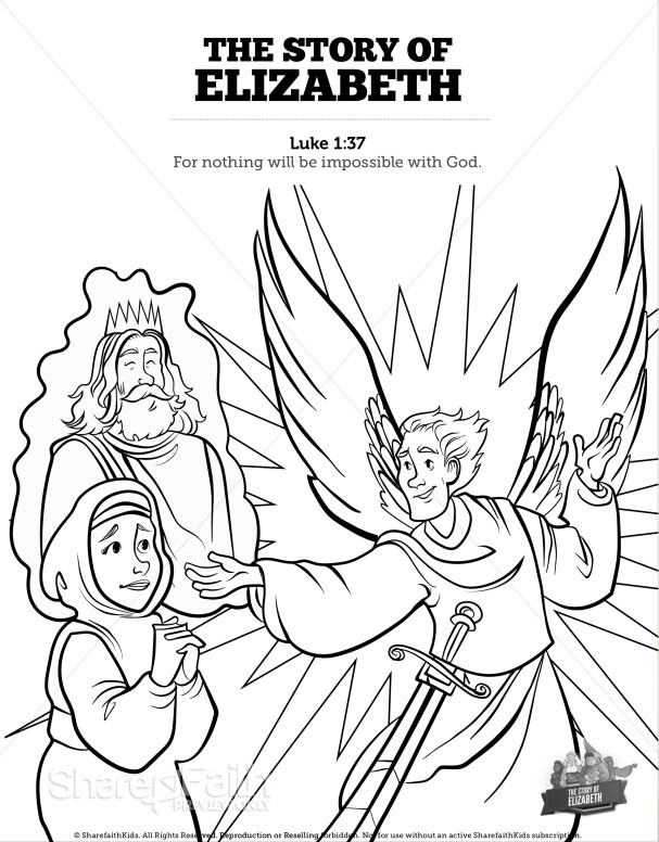 elizabeth and zechariah coloring pages zechariah and elizabeth coloring page at getcoloringscom elizabeth zechariah pages coloring and