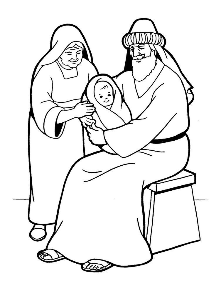 elizabeth and zechariah coloring pages zechariah and elizabeth printable sundayschoolist elizabeth pages coloring zechariah and