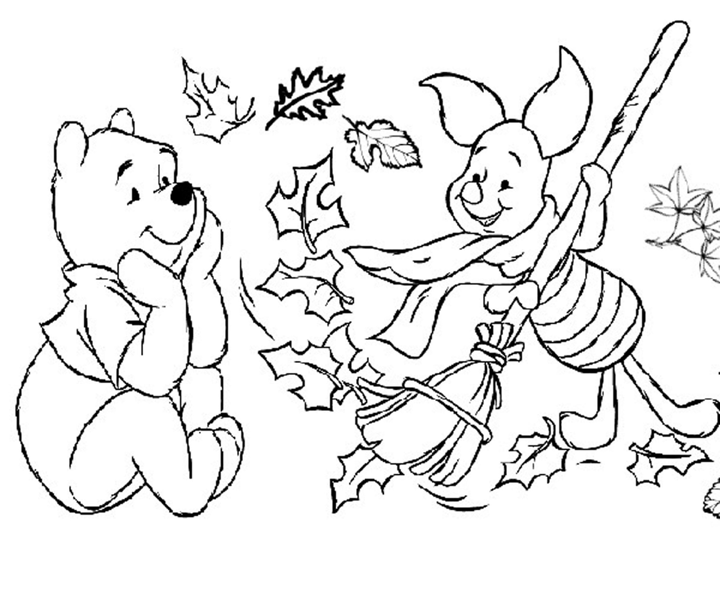fall coloring pages for preschoolers fall coloring pages for kindergarten learning printable pages fall for coloring preschoolers