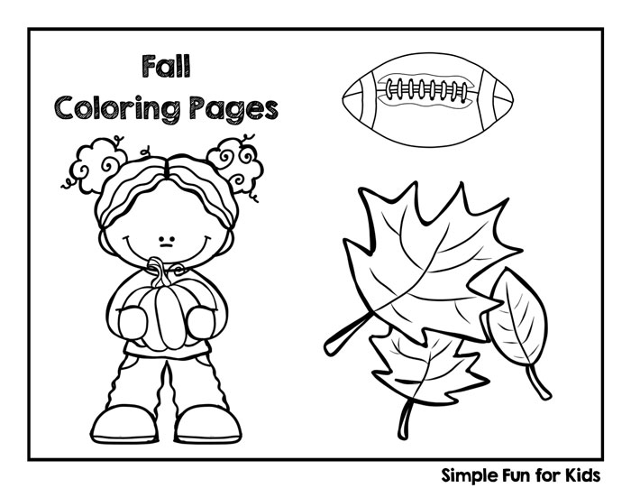 fall coloring pages for preschoolers fall drawing ideas for kids at getdrawingscom free for for fall coloring pages preschoolers