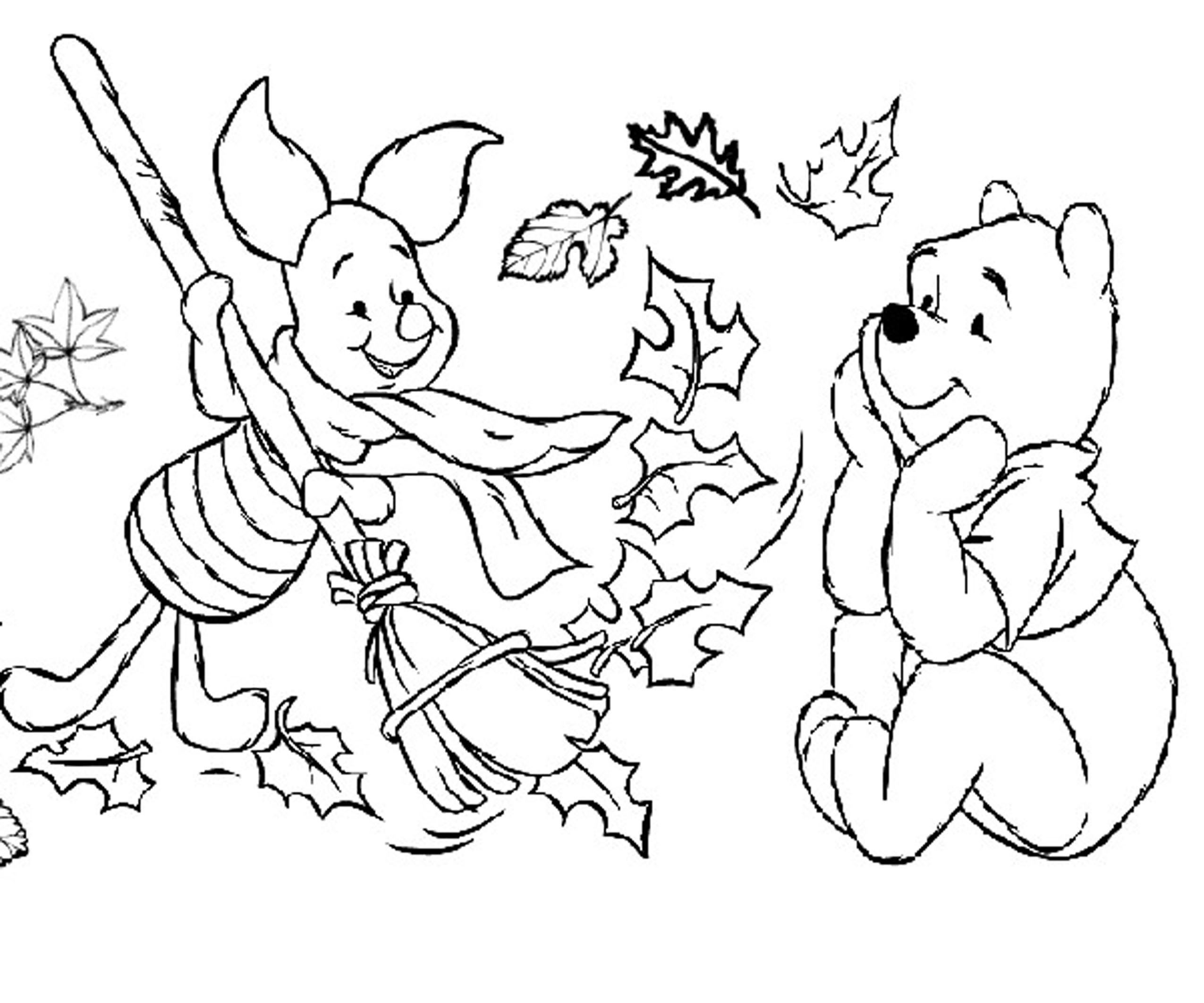 fall coloring pages for preschoolers fall leaves coloring pages 2016 preschoolers pages fall for coloring