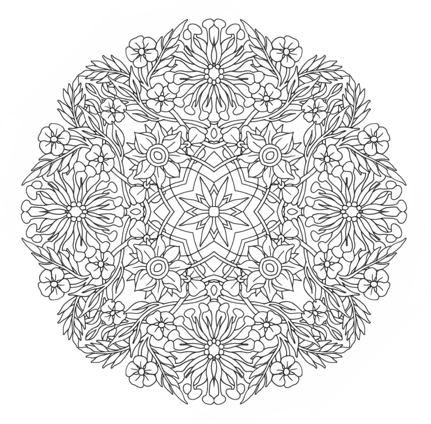 free coloring mandalas these printable abstract coloring pages relieve stress and free coloring mandalas
