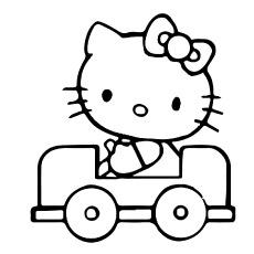 free hello kitty printables hello kitty coloring pages kitty free printables hello