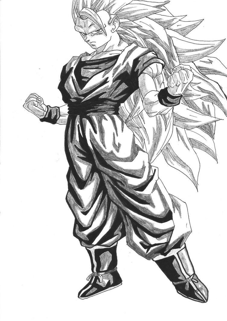 goku super saiyan 4 super saiyan 4 goku drawing by nitinrajput90 on deviantart super 4 saiyan goku