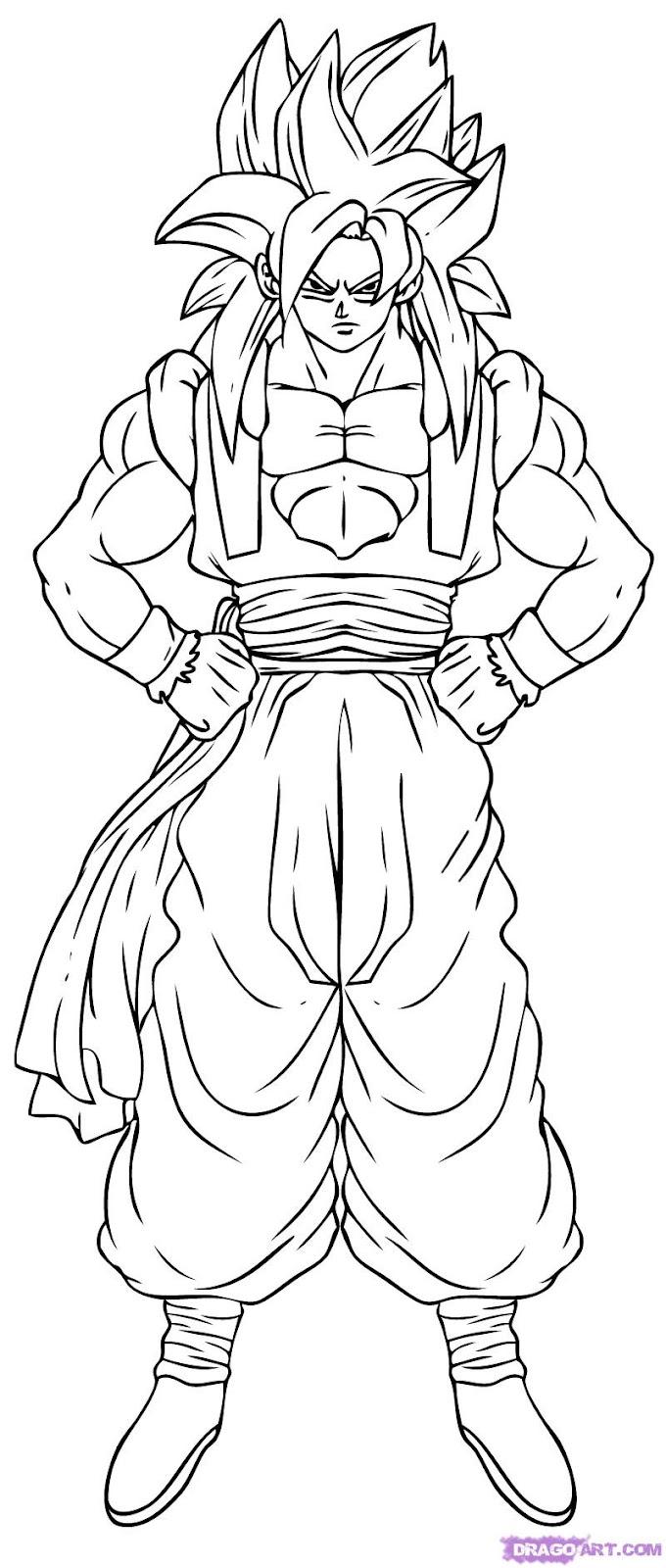 goku super saiyan 4 super saiyan goku by autonomousanomalies on deviantart goku super saiyan 4
