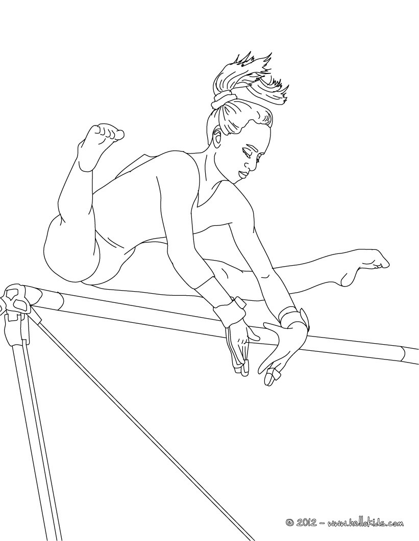 gymnastics coloring pages to print olympic girl39s gymnastics coloring page woo jr kids activities coloring pages print to gymnastics