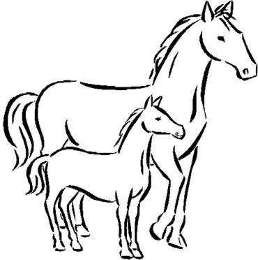 horse pages horse coloring pages for adults best coloring pages for kids horse pages 1 1