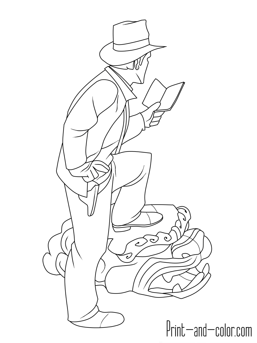 indiana jones coloring pages indiana jones coloring pages coloring pages for children pages indiana jones coloring