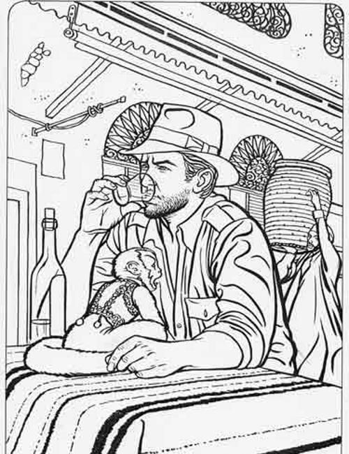 indiana jones coloring pages indiana jones coloring pages coloringpagesabccom pages indiana jones coloring