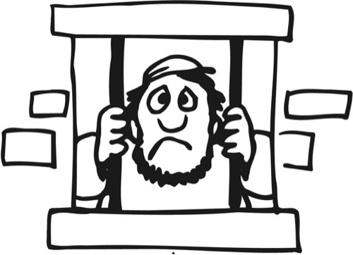 joseph in prison coloring pages bible coloring pages for kids 100 free printables joseph prison pages in coloring