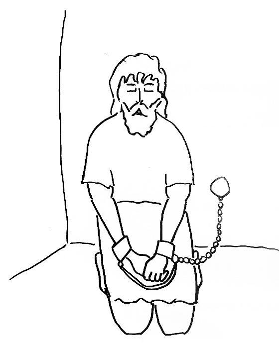 joseph in prison coloring pages joseph and pharaoh coloring page coloring home in coloring pages joseph prison