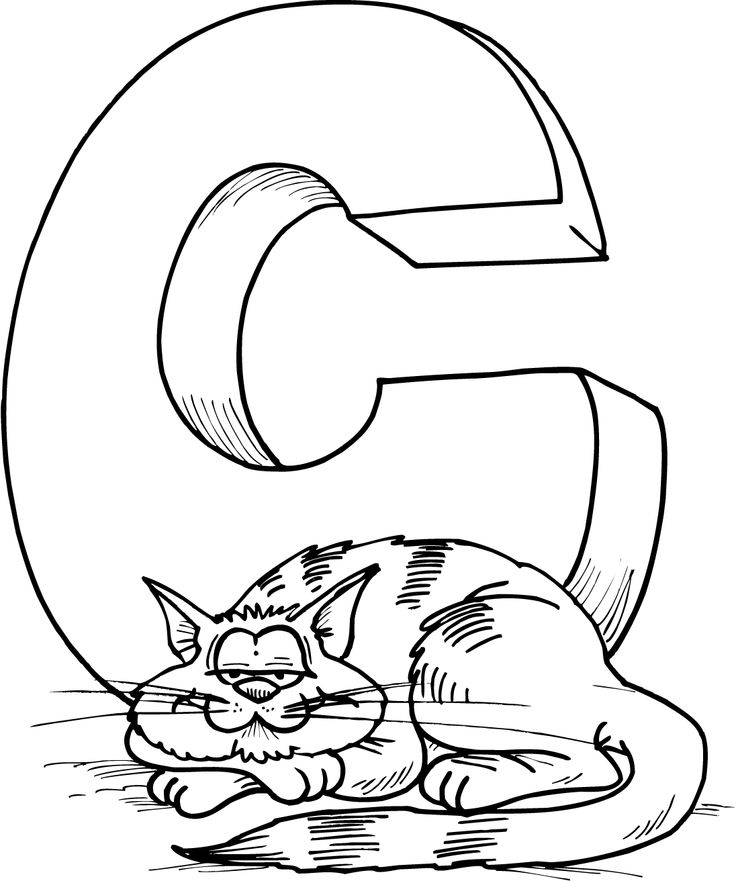 letter c coloring pages for preschoolers c is for cat coloring page free printable coloring pages pages coloring preschoolers letter c for