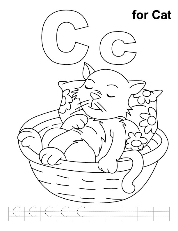 letter c coloring pages for preschoolers letter c is for camel coloring page free printable preschoolers pages letter for coloring c