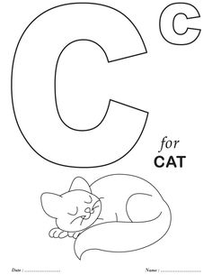 letter c coloring pages for preschoolers preschool letter i colouring pages page 3 daycare letter preschoolers coloring for pages c
