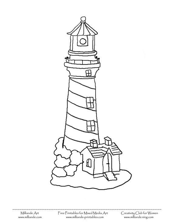 lighthouse coloring sheet free printable lighthouse coloring pages for kids coloring sheet lighthouse 1 1