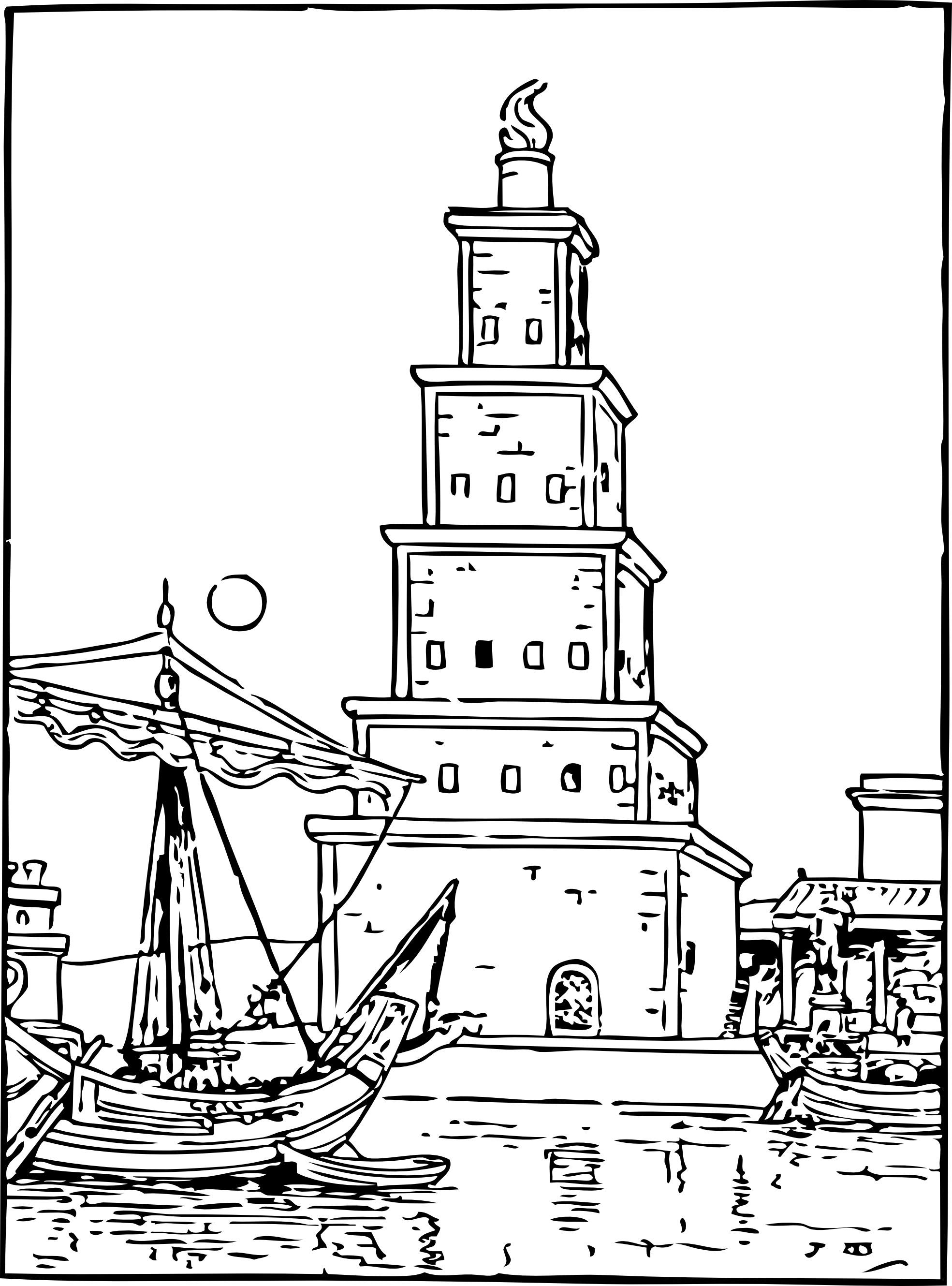 lighthouse coloring sheet free printable lighthouse coloring pages for kids lighthouse sheet coloring