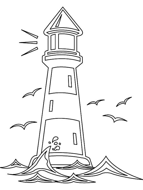 lighthouse coloring sheet longstone lighthouse coloring page free printable coloring sheet lighthouse