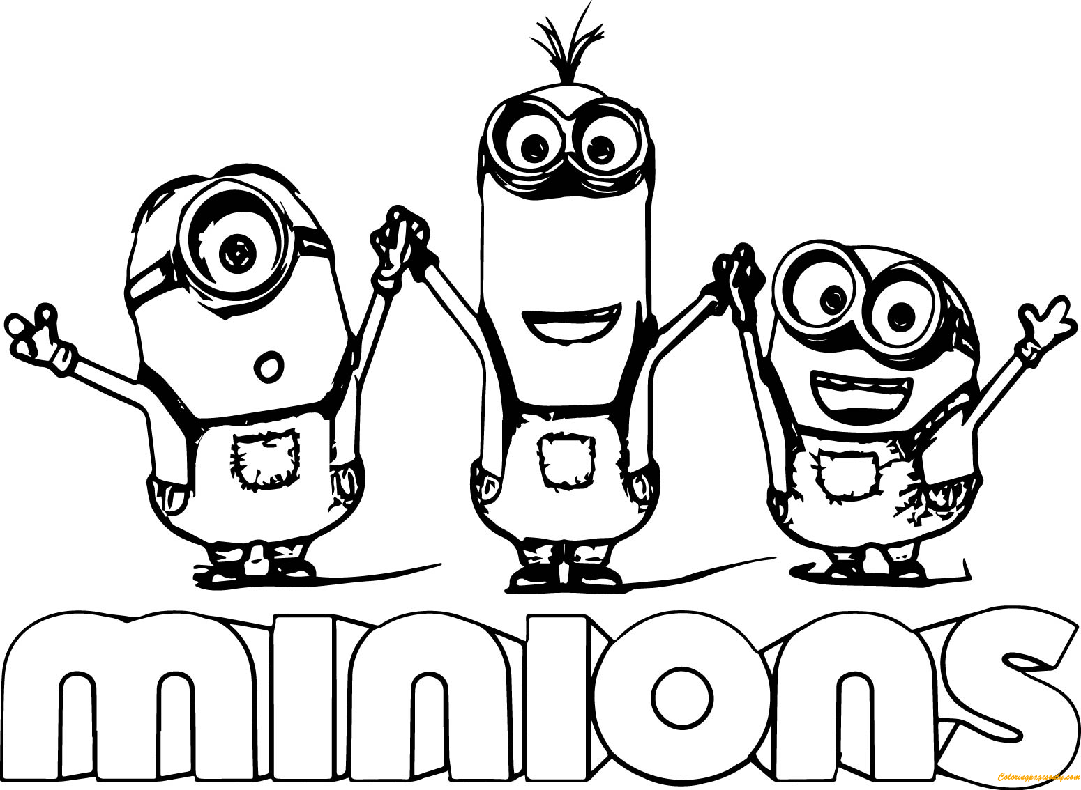 minion kevin coloring pages how to draw kevin from minions step by step characters kevin minion pages coloring