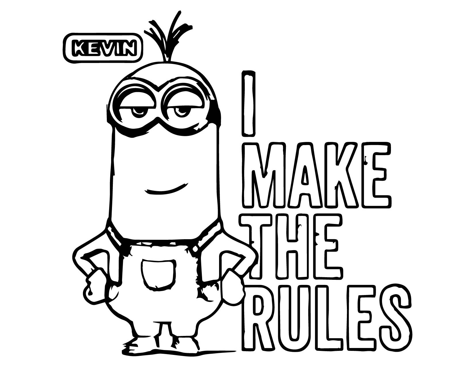 minion kevin coloring pages minions kevin stuart and dave coloring page free kevin coloring pages minion