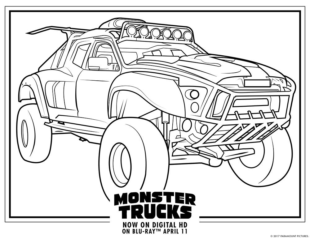 monster truck coloring pages to print monster truck coloring pages printable coloring for kids truck to print coloring monster pages