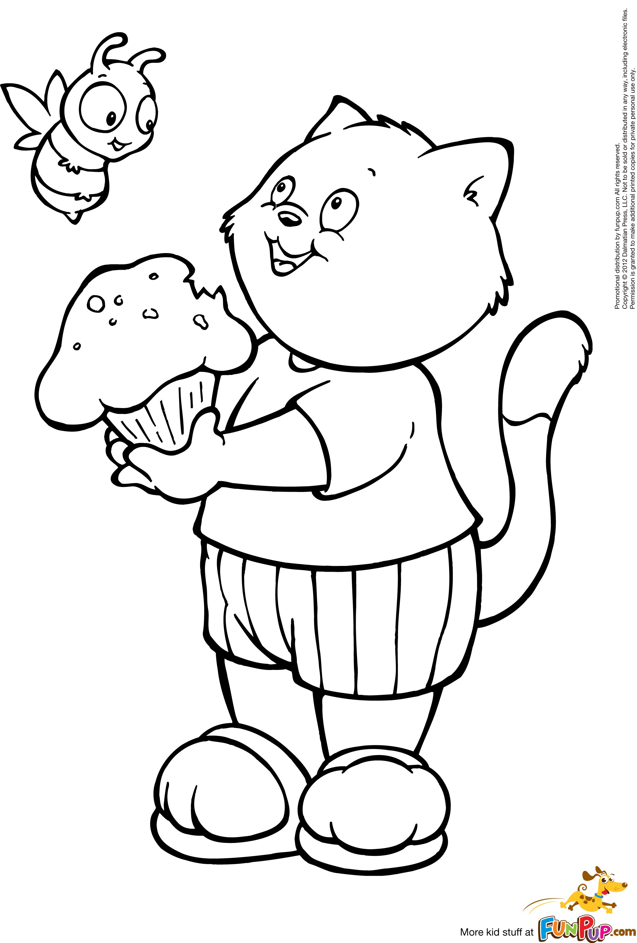 muffin pictures to color generic muffin b and w clip art at clkercom vector to pictures color muffin
