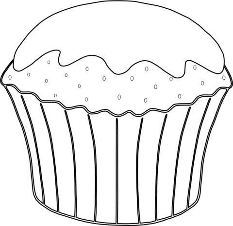 muffin pictures to color muffins coloring page home sketch coloring page pictures muffin color to