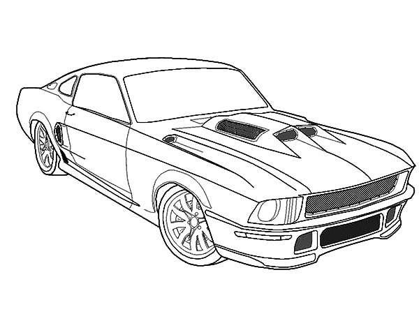 mustang car coloring pages find the best coloring pages resources here part 56 pages car mustang coloring