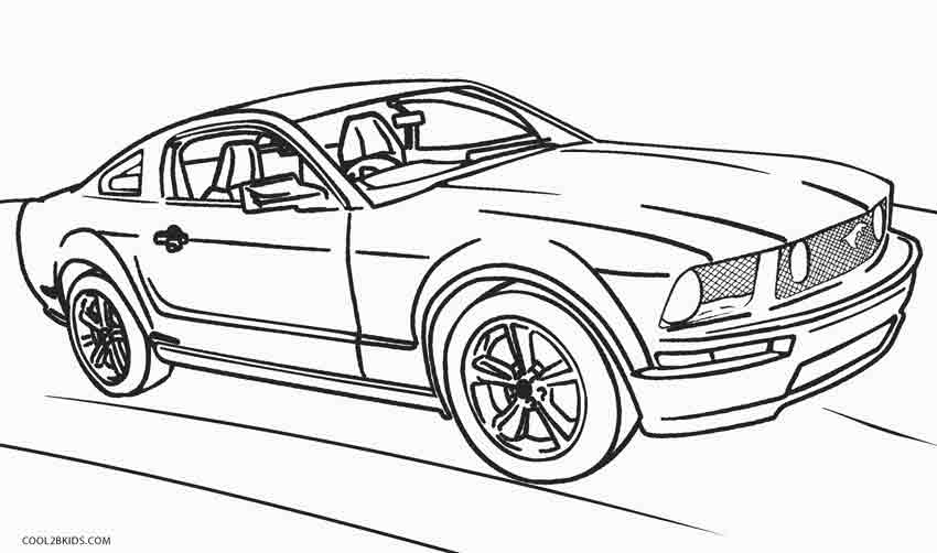 mustang car coloring pages ford mustang 2015 coloring page free printable coloring pages coloring mustang car