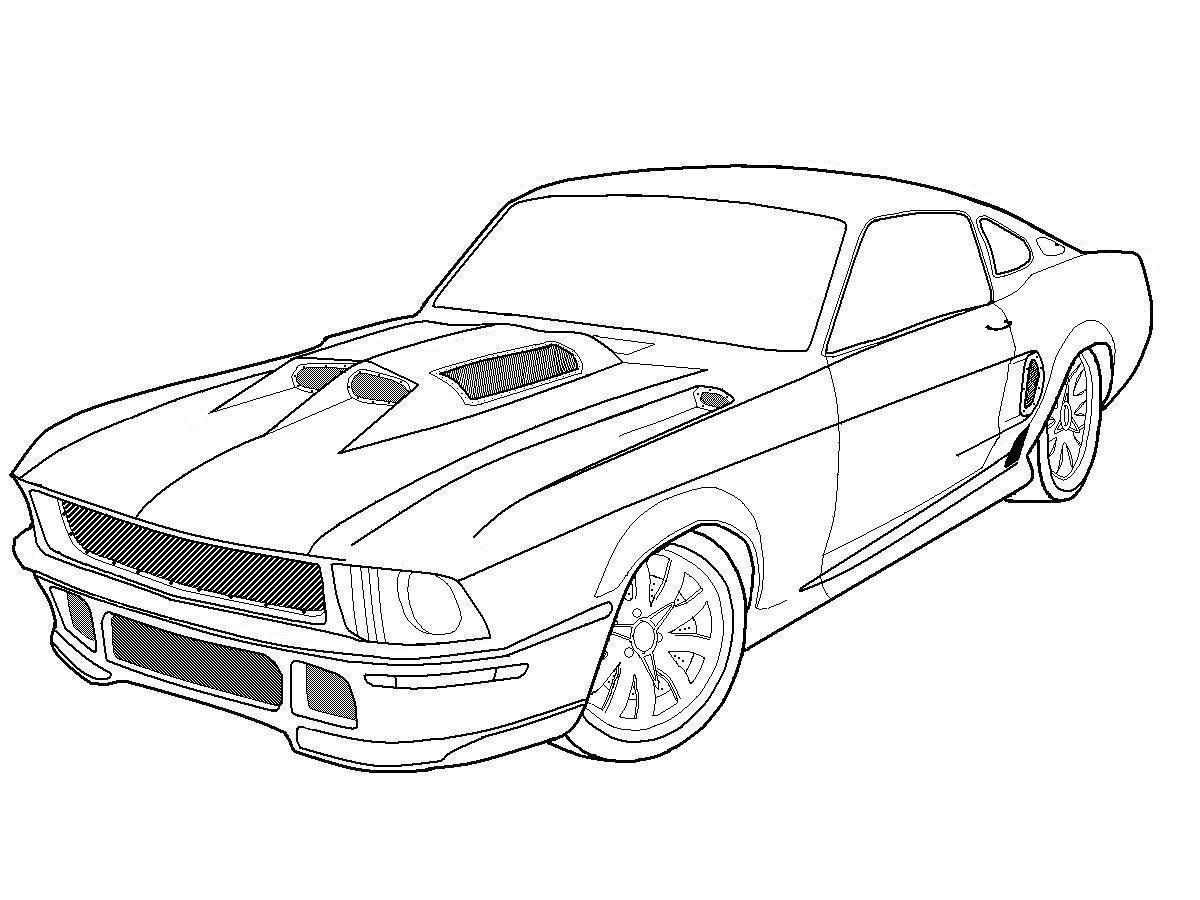 mustang car coloring pages printable mustang coloring pages for kids cool2bkids mustang pages car coloring