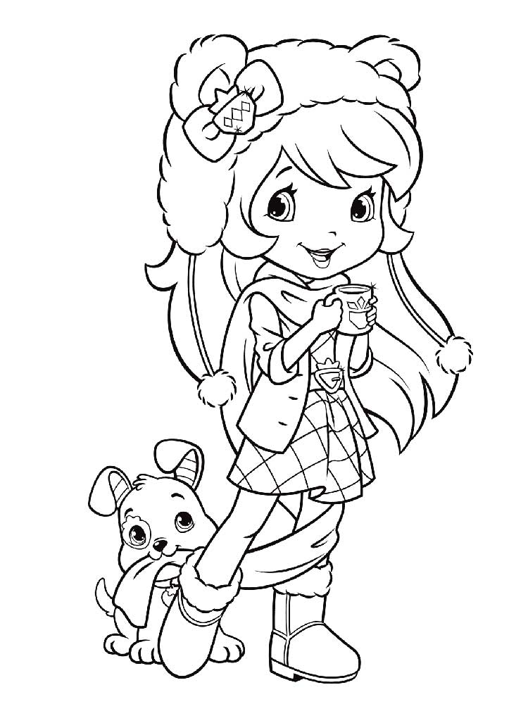 new strawberry shortcake coloring pages printable free printable strawberry shortcake coloring pages for kids pages coloring new printable strawberry shortcake