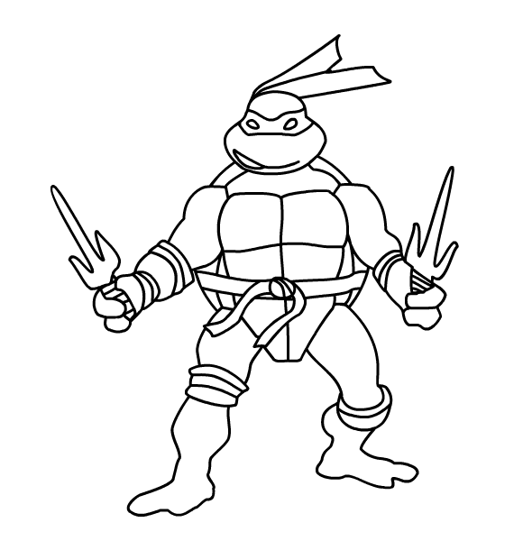 ninja turtles raphael coloring pages raphael from teenage mutant ninja turtles out of the pages ninja raphael turtles coloring