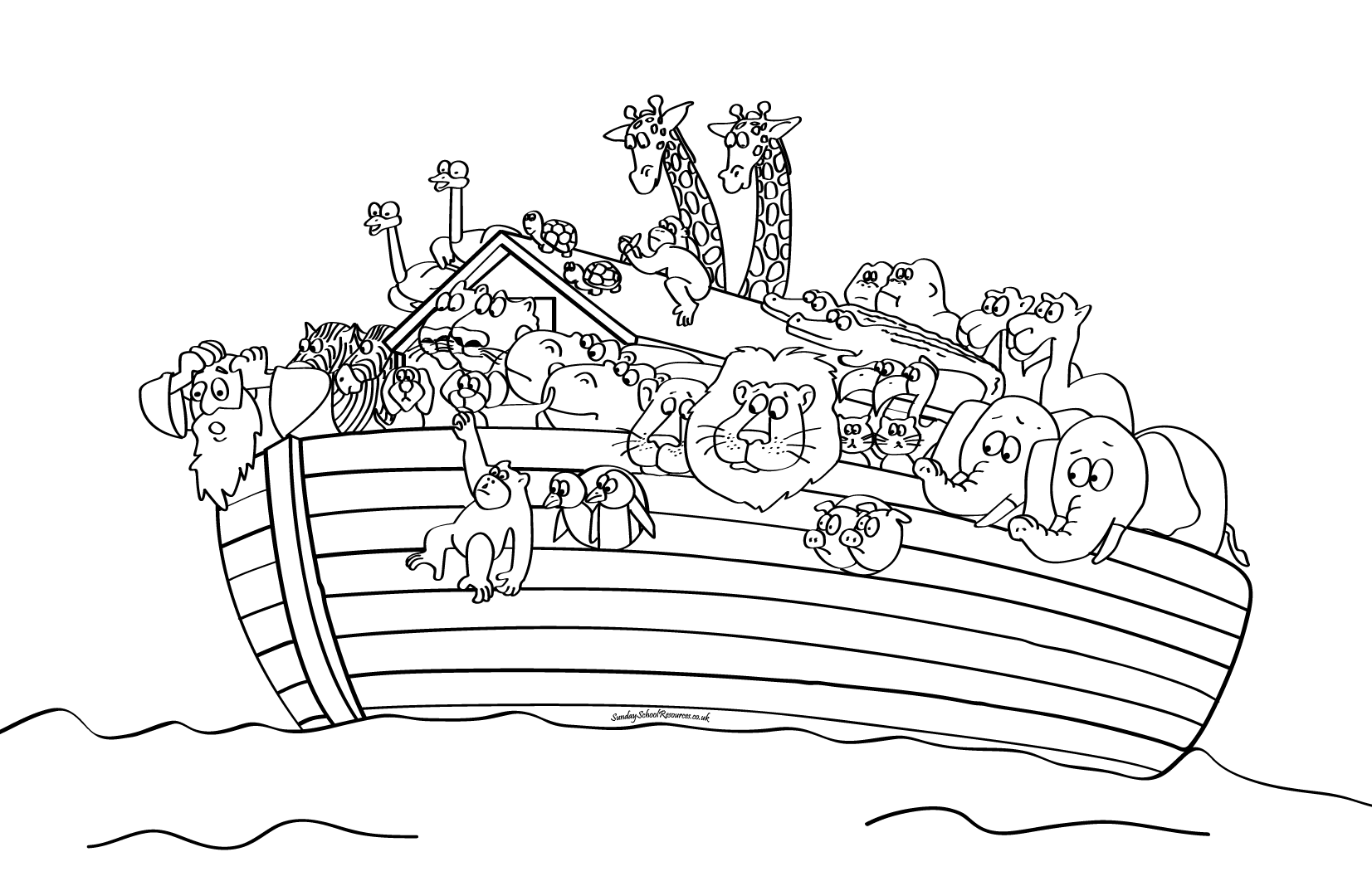 noah and the ark coloring page noah39s ark animals two by two coloring page free coloring and the noah page ark