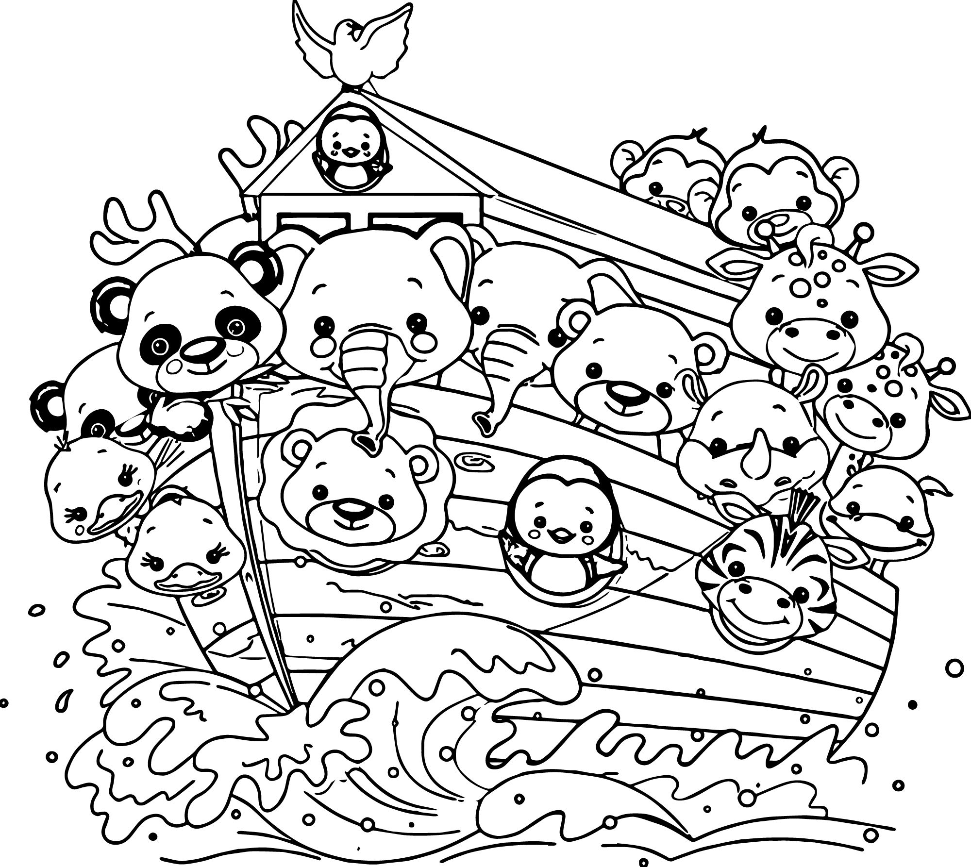noah and the ark coloring page noah39s ark cartoon coloring pages cartoon coloring pages page and ark coloring noah the