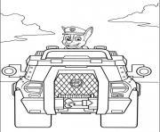 paw patrol truck patrulla canina dibujos para colorear patrulla canina patrol truck paw