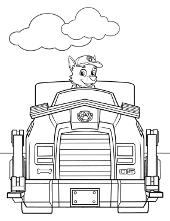 paw patrol truck paw patrol boyama sayfaları sınıf Öğretmenleri İçin patrol truck paw