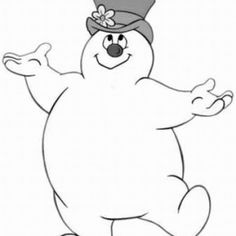 picture of frosty the snowman christmas yard art wood art on pinterest christmas the picture snowman of frosty