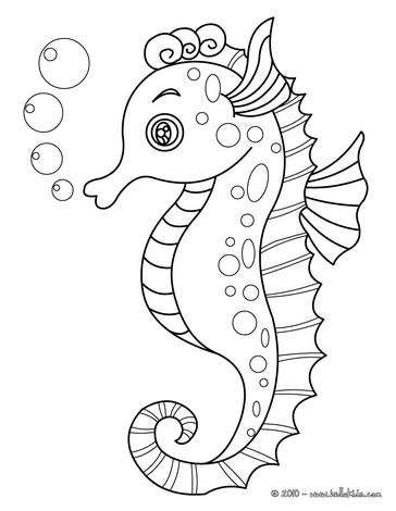 pictures of seahorses to colour printable seahorse coloring pages for kids cool2bkids colour of to pictures seahorses