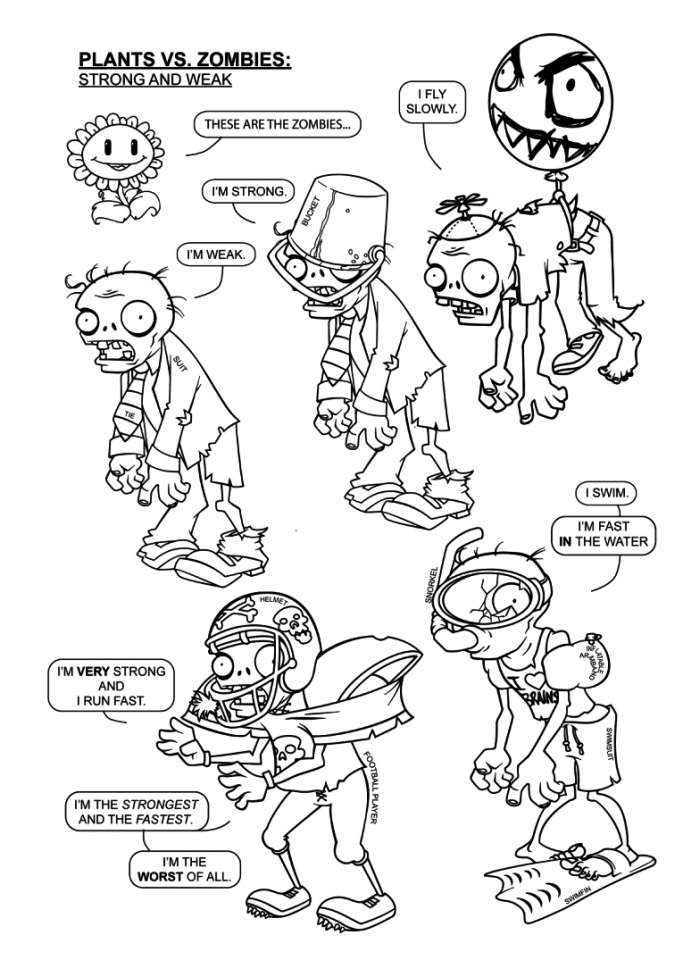 plants vs zombies 2 free coloring pages get this plants vs zombies coloring pages to print for vs coloring zombies 2 plants free pages