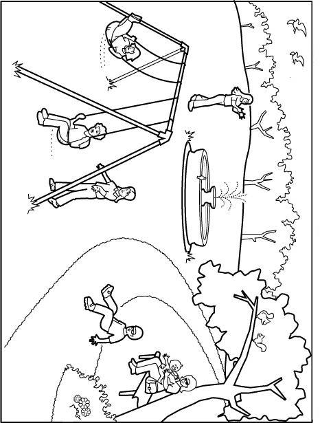 playground coloring pages playground coloring pages at getcoloringscom free coloring pages playground