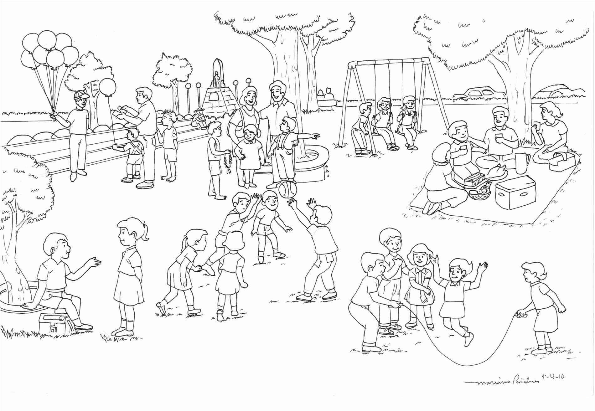 playground coloring pages playground coloring pages coloring pages to download and pages playground coloring