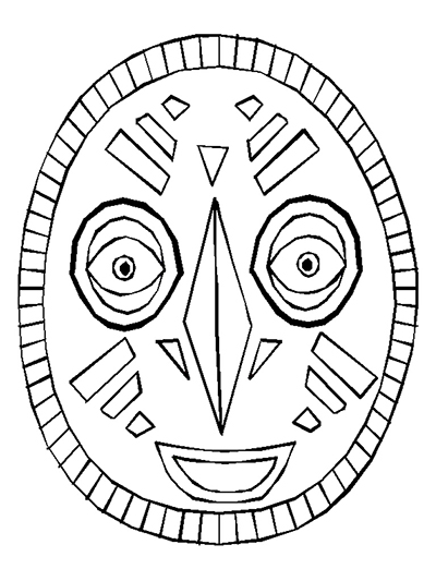 printable african masks coloring pages african mask 6 africa adult coloring pages page 2 coloring masks printable pages african