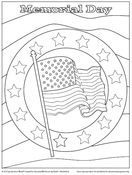 printable coloring pages memorial day memorial day coloring pages kidsuki coloring memorial pages day printable