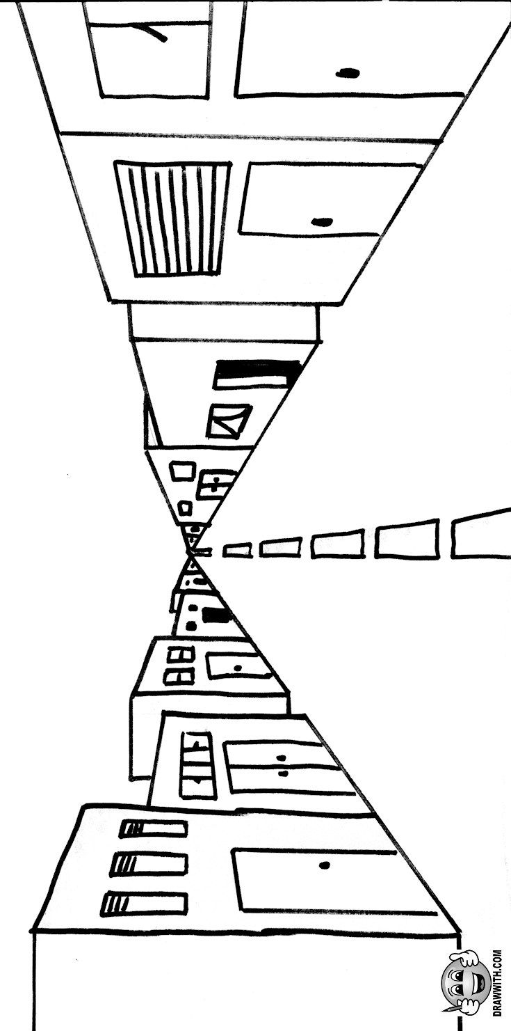 printable coloring pages to learn colors free 1 point perspective road with buildings coloring pages coloring printable colors to learn