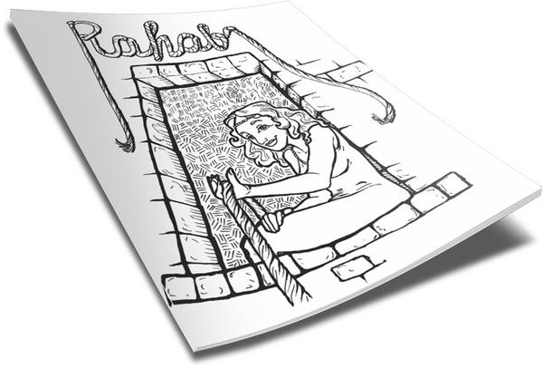 rahab coloring pages rahab and the spies coloring page sketch coloring page coloring pages rahab