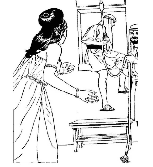 rahab coloring pages the best free rahab coloring page images download from 8 rahab pages coloring