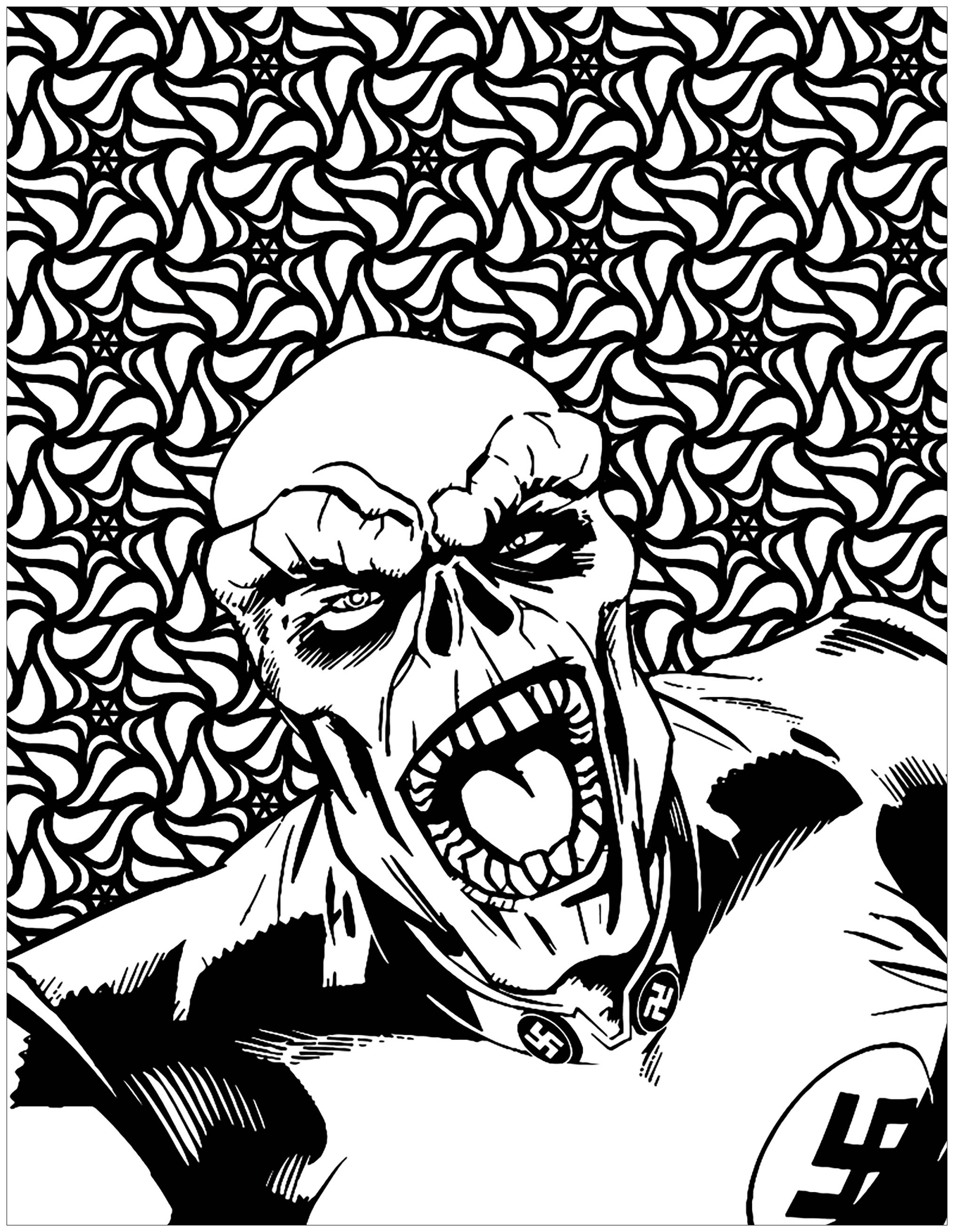 red skull coloring pages learn how to draw red skull from the super hero squad show pages red skull coloring